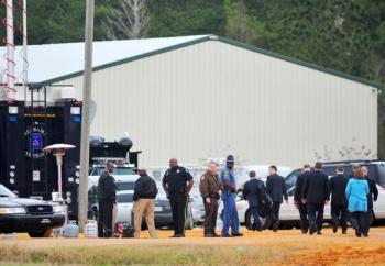 Hostage crisis in Midland City, Alabama (Associated Press, February 5, 2013)