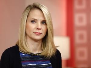 Marissa Mayer, CEO of Yahoo! Inc. on Feb. 20, 2013 (Photo/Peter Kramer, AP)