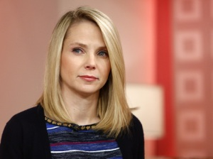 Marissa Mayer, CEO of Yahoo! Inc. on Feb. 20, 2013 (Photo/Peter Kramer, AP)