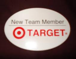 Target Store nametag for new employees (Photo/BitterHumor.com)