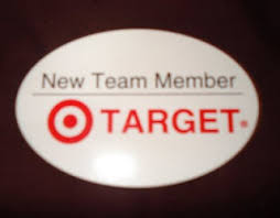 Target Store nametag for new employees (Photo/BitterHumor.com)