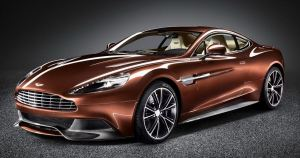Aston Martin Car, Model - Vanquish 2012 (Photo: AstonMartin.com, Nov. 21, 2013)