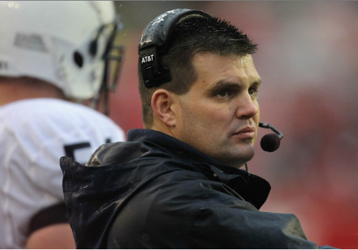 Jay Paterno, former Penn State University Quarterbacks Coach (Image: CNN, undated)