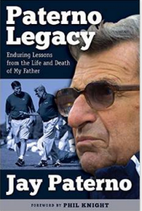 Cover of 'Paterno Legacy' 2014 book written by Jay Paterno (Image: Amazon.com)