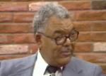 William A. Scott, WWII servicemen interviewed by U.S. Holocaust Memorial Museum (Image taken from October 1981 interview)