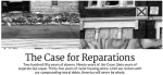 'The Case for Reparations' (Photos/Carlos Javier Diaz, June 2014)