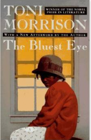 The Bluest Eye book cover
