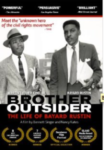 Brother Outside: The Life of Bayard Rustin