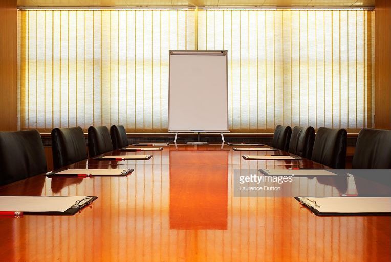 Seat at the Table: When A Workplace Conference Room Symbolizes Workplace Hierarchy